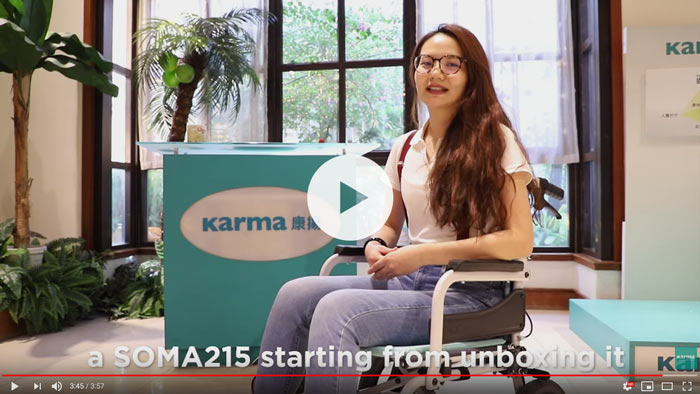 วิธีใช้งาน SOMA 215