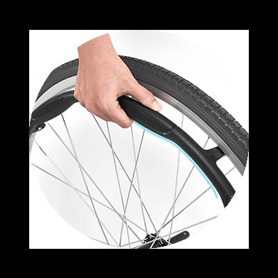 handrim-ergo wheelchair มือจับวีลแชร์